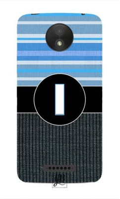 YuBingo Back Cover for Motorola Moto C Plus Multicolor, Waterproof