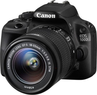 Canon EOS EF-S 18-55mm IS STM Lens DSLR Camera DSLR(Black)
