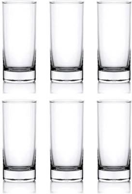 Ocean oceansanmarino290ML Glass Set(290 ml, Clear, Pack of 6)
