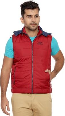 Duke Sleeveless Solid Men Jacket