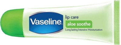 Vaseline Lip Care Aloe Soothe(10 g)