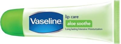 Vaseline Lip Care Aloe Soothe(Pack of: 1, 10 g)