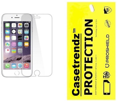 Case Trendz Impossible Screen Guard for Apple iPhone 6(Pack of 1)