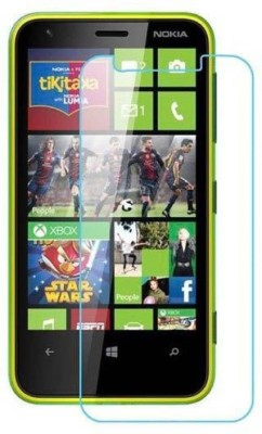 MOB Tempered Glass Guard for Nokia Lumia 620(Pack of 1)
