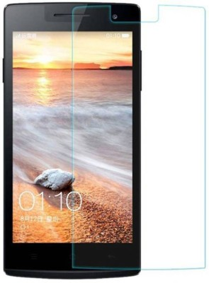 BIZBEEtech Tempered Glass Guard for OPPO FIND 5 MINI R827(Pack of 1)