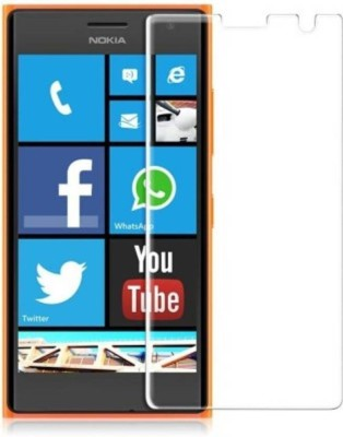 Bizone Tempered Glass Guard for Nokia Lumia 730(Pack of 1)