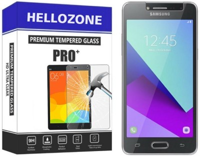 Hello Zone Tempered Glass Guard for SAMSUNG Galaxy J2 Ace