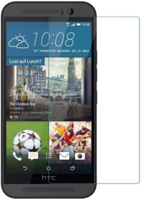 BIZBEEtech Tempered Glass Guard for HTC One M9(Pack of 1)
