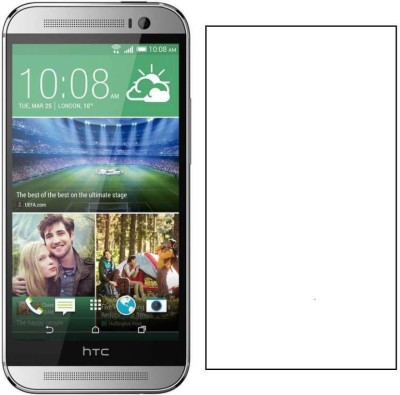 Mobile Shringar Tempered Glass Guard for HTC One M8