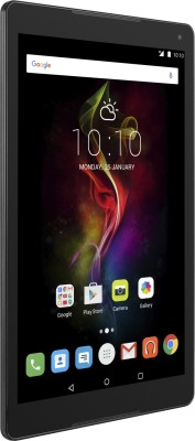View Alcatel Pop X4 16 GB 10.1 inch with Wi-Fi+4G Tablet(Silver)  Price Online