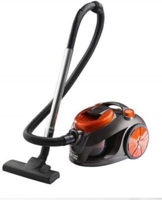 Russell Hobbs RVAC2000 Dry Vacuum Cleaner(BLACK AND ORANGE) at flipkart