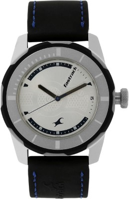 Fastrack NG3099SP02C Sports Analog Watch   For Men Fastrack Wrist Watches
