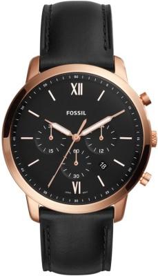 Fossil FS5381 NEUTRA CHRONO Analog Watch For Men