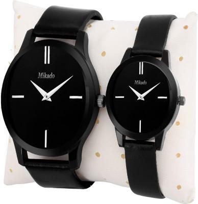 Mikado Unite era Casual analog couple watches for women and men Watch  - For Men & Women