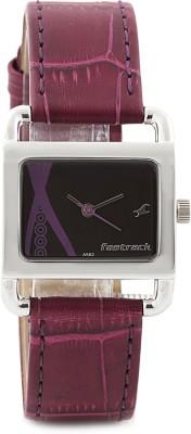 Fastrack NG9734SL01 Analog Black Dial Women's Watch (NG9734SL01)