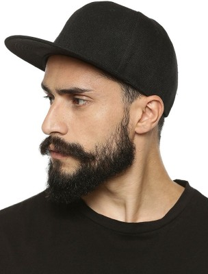 BnB Solid Hiphop, Snapback Cap  available at flipkart for Rs.240