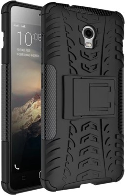 Cover Alive Back Cover for Lenovo Vibe P1(Black, Shock Proof, Rubber, Plastic)