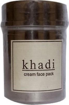 Khadi Herbal cream face pack 50grams(50 g)  available at flipkart for Rs.99