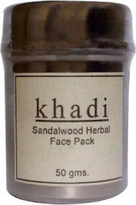 Khadi Herbal sandalwood face pack(50 g)  available at flipkart for Rs.110
