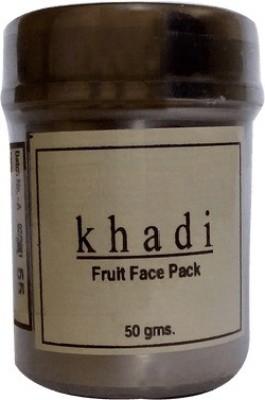 Khadi Herbal Fruit face pack 50grams(50 g)  available at flipkart for Rs.100