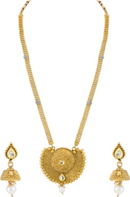 Sukkhi Alloy Jewel Set(Gold)