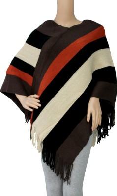Matelco Wool Poncho