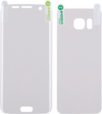 Case Creation Front and Back Screen Guard for Samsung Galaxy S6 Edge Plus(Pack of 1)