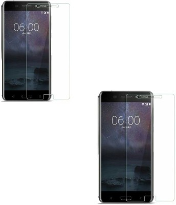 Mocell Tempered Glass Guard for Nokia 6(Pack of 2) at flipkart