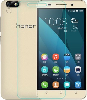 New World Tempered Glass Guard for Huawei Honor Holly 4 Plus