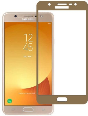 Stuffcool Tempered Glass Guard for Samsung Galaxy J7 Max(Pack of 1)