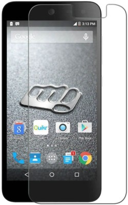 Bizone Tempered Glass Guard for MICROMAX CANVAS ENTICE(Pack of 1)