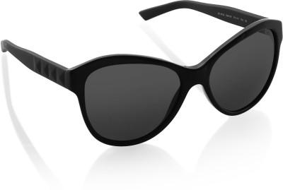 DKNY Cat-eye Sunglasses(Black) at flipkart