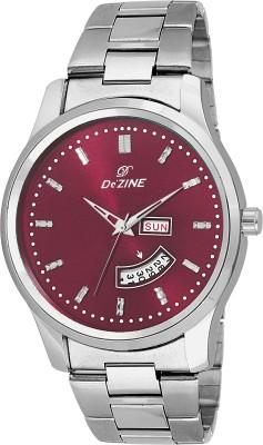 Dezine DZ-GR1195-RD-CH  Analog Watch For Men