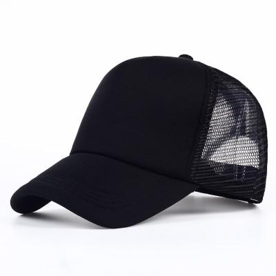 jamont Stylish Cotton Baseball Adjustable Black Cap For Men/Women Cap