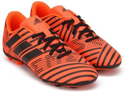 7d2209065 Buy ADIDAS Boys Lace Football Shoes(Orange) on Flipkart