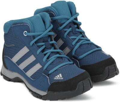 ADIDAS Boys & Girls Lace Running Shoes(Blue)