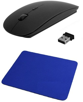 FLIPFIT AZZOR 4 BUTTON GAMING REMOTE Wireless Optical  Gaming Mouse(USB, Black / BLUE)