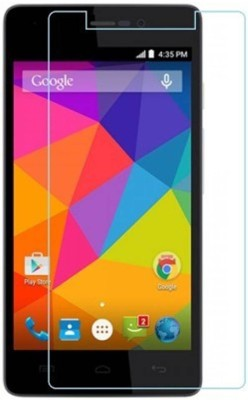 Fortune Mart Tempered Glass Guard for Micromax Canvas 2 Colors A120