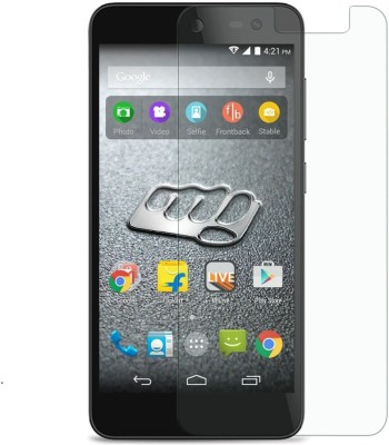 StyleMyBot Tempered Glass Guard for MicromaxCanvas Fire 2A104
