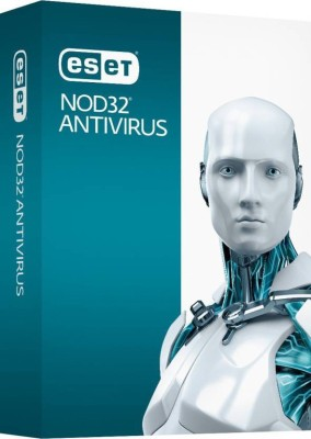 ESET ESET NOD32 Antivirus 2017 (10PC / 1Year) Latest Version Antivirus