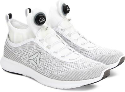 5686a70e46b7 40% OFF on REEBOK PUMP PLUS ULTK Running Shoes For Men(White) on Flipkart