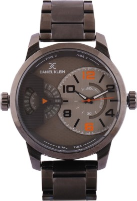 Daniel Klein DK11410-2  Analog Watch For Men