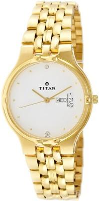 Titan 1107YM07 Analog Watch   For Men Titan Wrist Watches