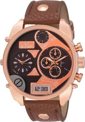 Swisstyle SS-GR168-BRW-BRW  Analog Watch For Men