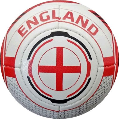 Wasan COUNTRY England Football - Size: 5(Pack of 1, Red)