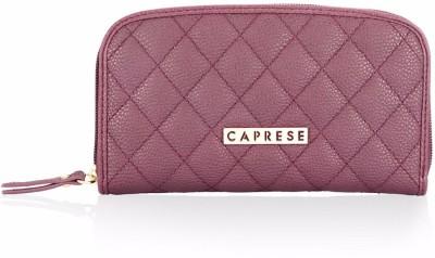 Caprese Casual Purple  Clutch