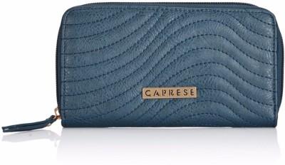 Caprese Casual Blue  Clutch