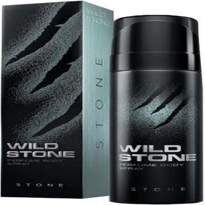 Wild Stone BODY PERFUME STONE Body Spray  -  For Men(120 ml)