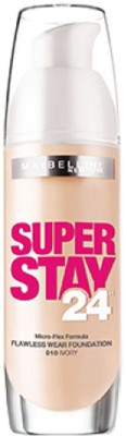 Maybelline Super Stay Instant Glow Foundation(Beige, 30 ml)