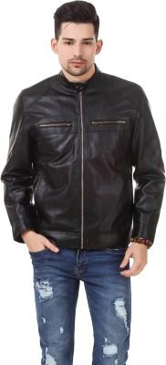 LEINWAND Full Sleeve Solid Men Jacket at flipkart
